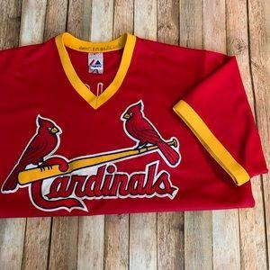 Pujols Cardinals no. 5 fan jersey XL